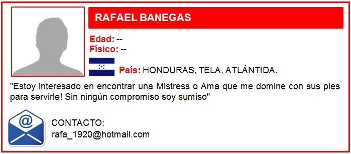 SUMISO RAFAEL BANEGAS