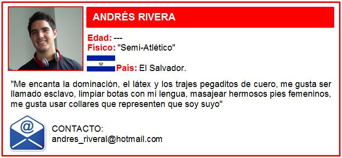 SUMISO ANDRES RIVERA